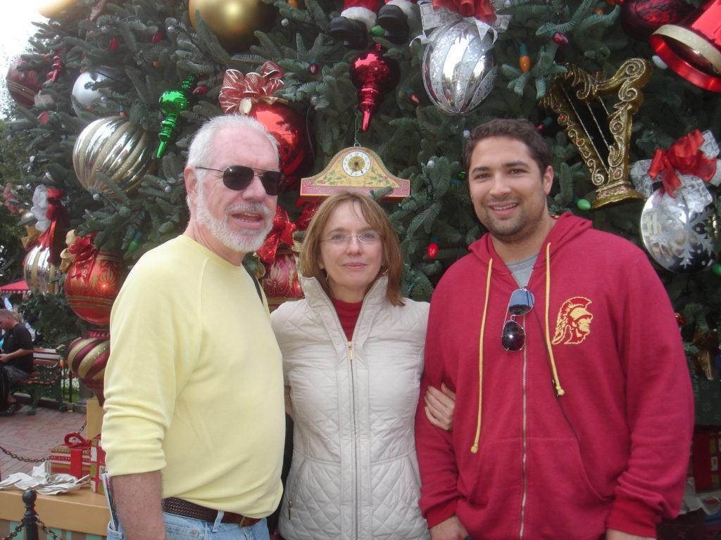 Christmas @ Disneyland